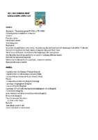 2021-2022 Supply List – MS