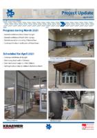 April Project Update Sheet 4.13.21
