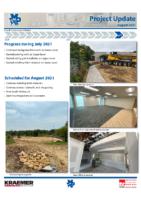 August 2021 Project Update Sheet 8.11.21