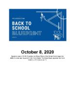 Back to School Blueprint