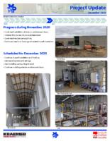 December Project Update Sheet 12.4.20