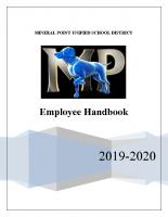 EmployeeHandbook 19-20