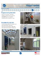July Project Update Sheet 7.14.21