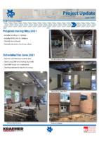June Project Update Sheet Updated 6.10.21