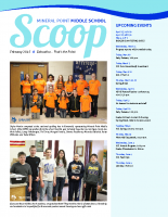 Middle School Scoop Feb 2015