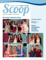 Middle School Scoop June 2015