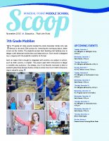 Middle School Scoop Nov 2015