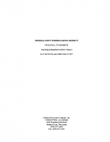 Mineral Point Unified School District June 30, 2017 Audit Report