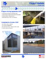 September Project Update Sheet 10.2.20