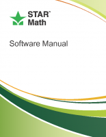 Star Math Software Manual