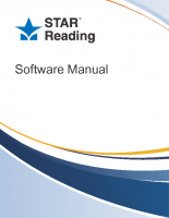Star Reading Software Manual